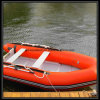 Aqualand 12feet 3.6m Rubber Motor Boat/Inflatable Fishing Boat/Military Rescue (aql360)