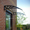 High Quality Outdoor Polycarboante Awning for Single Front Door