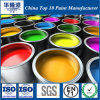 Hualong Water Based Solid Color Paint for Wood Furnitures