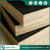 Linyi Poplar Core 12mm Black Film Faced Concrete Plywood Formwork