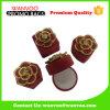 Factory Wholesale Custom Luxury Flower Style Velvet Jewelry Set Box