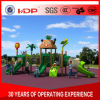New Design Manufacturer for Children Kids Outdoor/Indoor Playground Big Slides for Sale Wooden Series HD16-166b