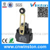 Adjustable Length Thermoplastic Roller Plunge Limit Switch with CE