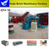 Full Automatic Concrete Brick Production Line Machine From China