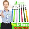 Eco-Friendly Promotional Custom Printing Ribbon Lanyard for Bottle