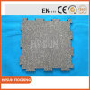 Good Protective Puzzle Floor Tiles, Interlocking Rubber Mats for Gym