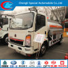 Sinotruk HOWO 4X2 Fuel Delivery Tanker