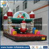 Inflatable Jumper, Fun Game Merry Christmas Holiday Jumping Inflatable Bouncer