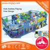 Ocean Theme Kids Indoor Zone Labyrinth Playground Maze