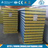 Glass Wool Insulation Sandwich Panel for Metal Building
