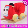 2015 Brand New Wooden Rocking Toy, Giocattolo a Dondolo, Wooden Balance Rocking Toy, Wood Children Toy Ride W16D077