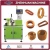 CNC Hot Air Bonding Bobbinless Coil Winding Machine for Air Core Coils by Using Fine Thermal-Plastic Coated Wire