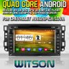 Witson S160 Car DVD GPS Player for Chevrolet Aveo with Rk3188 Quad Core HD 1024X600 Screen 16GB Flash 1080P WiFi 3G Front DVR DVB-T Mirror-Link Pip (W2-M020)