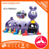 The Caterpillar Drill Holes Kid Outdoor Playground Equipment