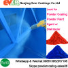 Ral/Pantone Ral7032 Electrostatic/Tribo Spray Epoxy Polyester Powder Coating Paint