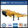 Cimc 40FT 3 Axle Container Skelertal Trailer