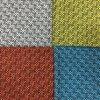 Plaid Jacquard Wool Fabric Little Check