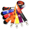 Custom Printed Colourful Neck Polyester Nylon Lanyard