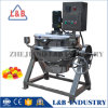 Mobile Tilting Jacketed Kettle for Cooking