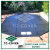 Green & Blue Color Swimming Pool Cover/Safety Cover