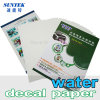 Water Transfer Paper for Ceramic Glass Plastic Candle Mug