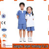 Primary School Uniforms Design for Boy and Girl of 100%Cotton
