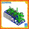 Compressor Condensing Unit with Water-Cooled Condenser and Water-Cooled Oil Cooler