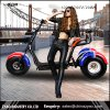 1000W 60V Harley 2 Wheels Electric Scooter/3 Wheel Electric Tricycle Lithium Battery 1000W 60V