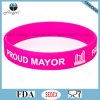 Hot Sale Promotional Silicone Bracelet Glowing in Dark Sw02