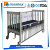 Children Beds for Hospital with Safe Aluminum Alloy Guardrailss