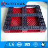 Euro Standard High Quality Plastic Pallet for Warehouse Storage