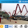 Top Concrete Conveying Truck for Construction Building
