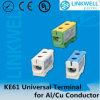 Aluminum/Copper Conductor Terminal Block 1914103