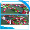 Inflatable Water Park, Floating Aqua Park for Adult on Sale with 0.9mm PVC Material