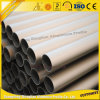 Newest Oval Aluminum Tube with Aluminum Metal Window