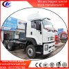 6X4 Isuzu Towing Semi Trailer Traction Tractor Truck