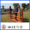 Hoist Safety Device /Steel Zlp630 Zlp800 Rope Suspended Platform