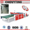 Automatic Flying Knife Cutting and Bottom Seal Plastic Bag Making Machine