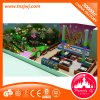 Jungle Theme Design Indoor Playground Set, LLDPE Material for Kids