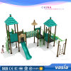 Outdoor Slide Playground Kids Play House Outside