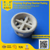 Ceramic Cascade Mini Ring Random Tower Packing for Drying and Absorption Tower