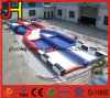 Outdoor Inflatable Zorb Ball Race Track for Bowling