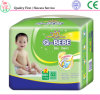 Wholesale Colorful Baby Diapers with PE Tapes Popular in Ghana