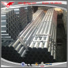 BS1387 Medium Grade Hot DIP Galvanized ERW Round Steel Pipes