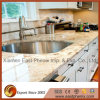 Polished Natural White Granite Laminate Countertops for Kitchen Tops