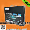 2013 Lastest! Jynxbox Ultra HD V3 Review FTA with Jb200 Module Version Media Player Satellite Receiver for North Amercia