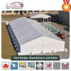 Aluminum Frame Durable Storage Tent with Plain White PVC Sidewalls