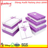 Series Jewelry Packing Gift Box with Inner Tray