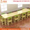 Cowboy Log Wood Preschool Table and Chair Set for Kids