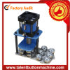 High Speed Interchangeable Multiple Pneumatic Button Making Machine Sdap-MP
